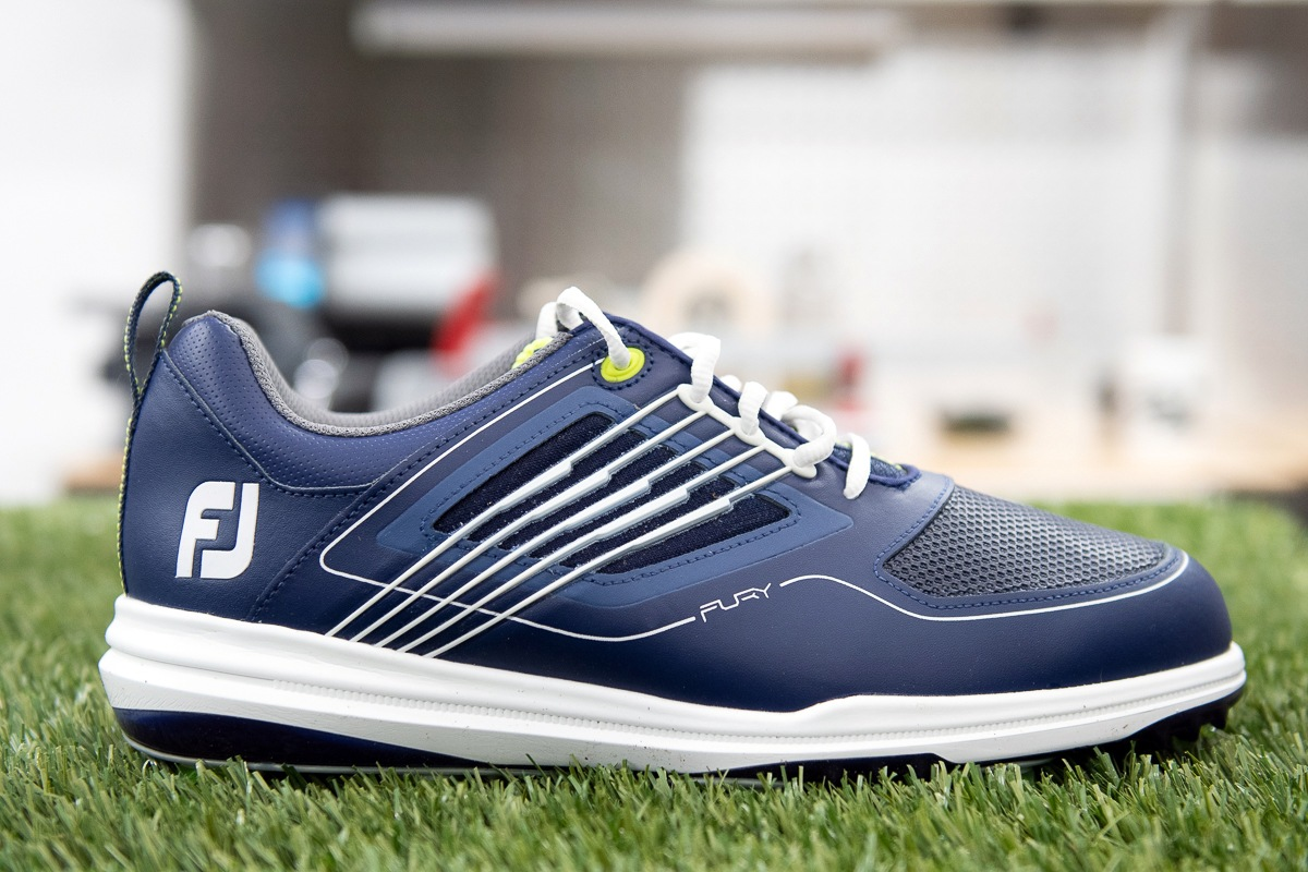 First Look 2019 Footjoy Fury Golf Shoe Mygolfspy