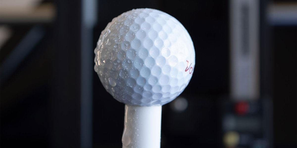 One of the best golf balls