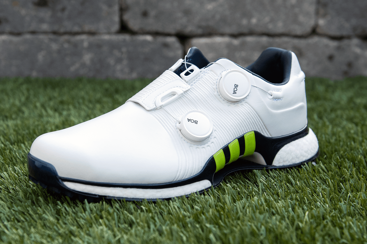 Adidas Prepares For The Future With Tour 360xt Twin Boa
