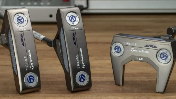 TaylorMade Truss and Spider S Putters