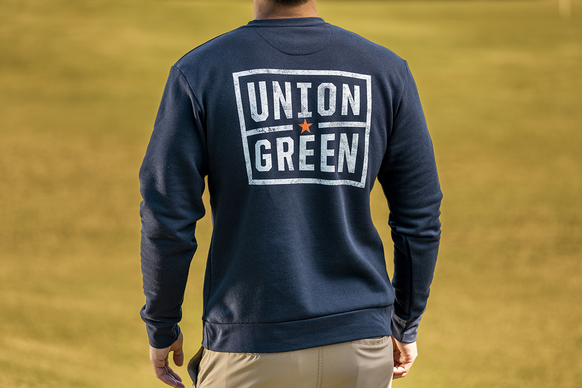 union green crew t-shirt
