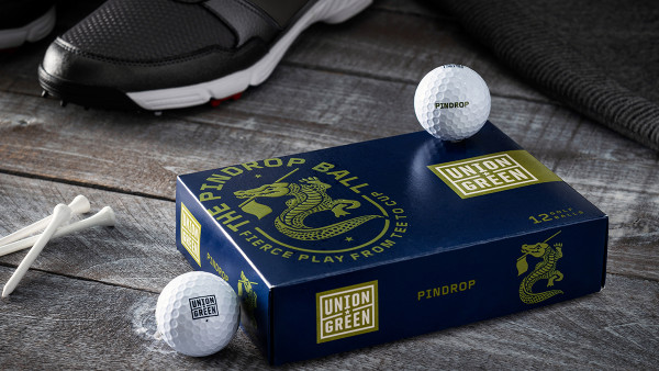 Union Green Golf Balls