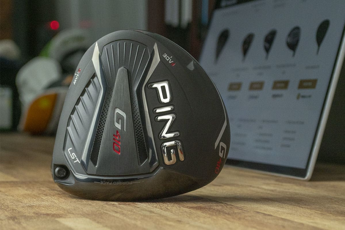 A driver on the ground, one of the best 2020 drivers golf