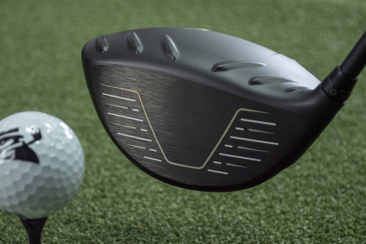 One of the best 2020 drivers golf, with a ball