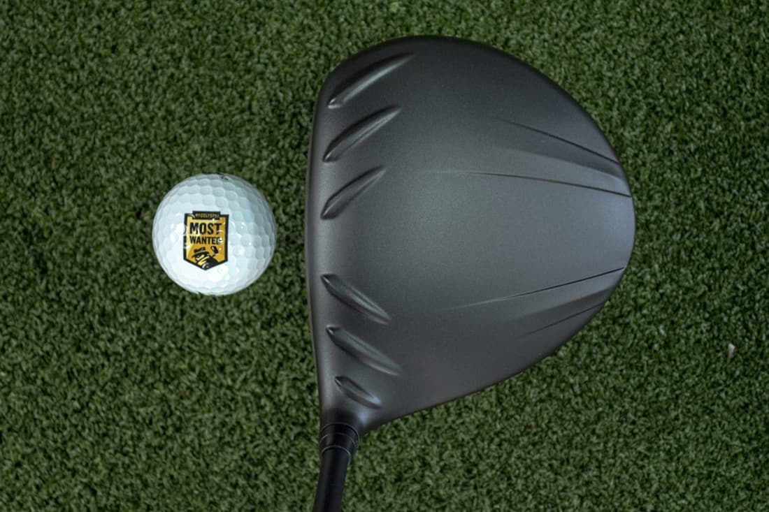 Ping driver, one of the best 2020 drivers golf and a ball