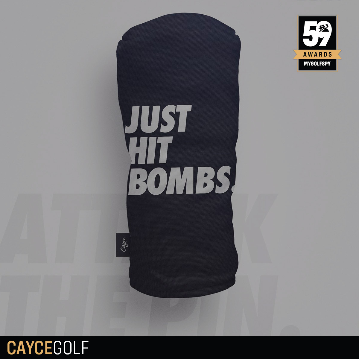cayce headcovers