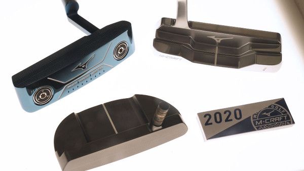 Interview: Mizuno M.Craft Putters with Chris Voshall
