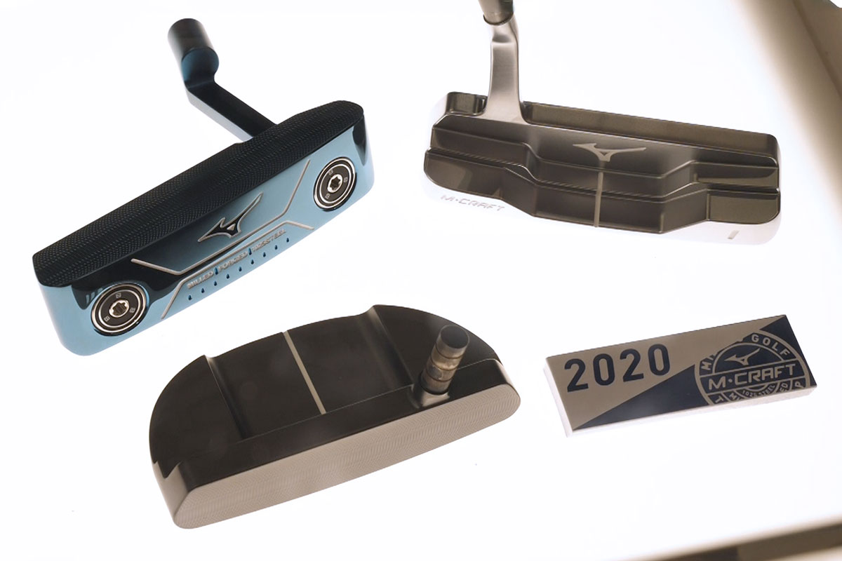 Mizuno M.Craft Putters