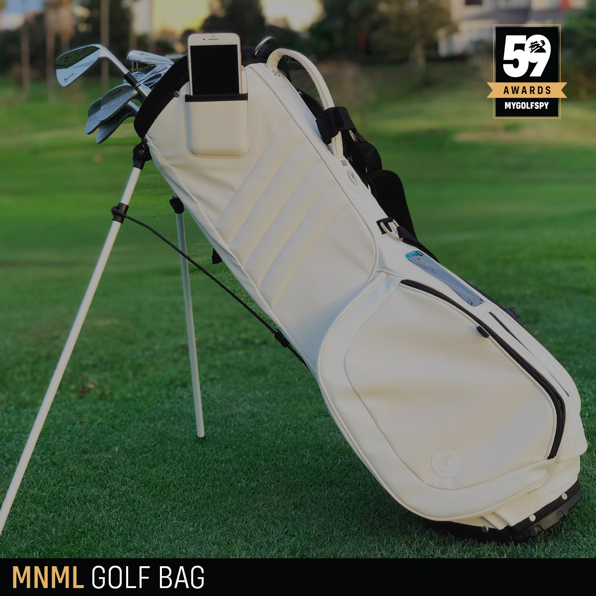 mnml golf bag