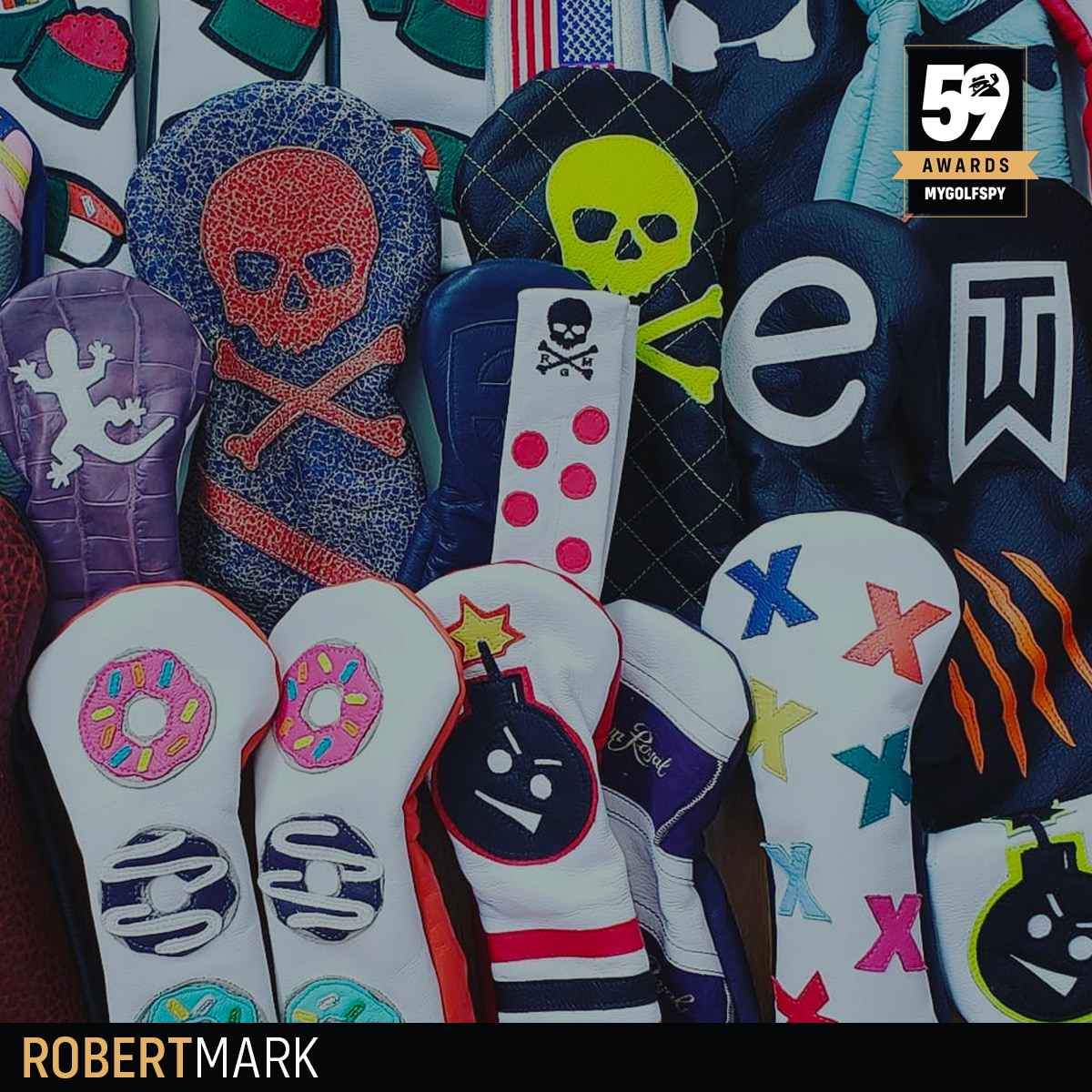 robert mark headcovers