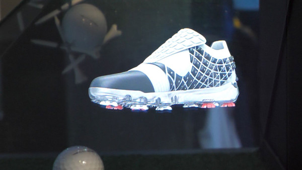 2020 Under Armour Spieth 4 Golf Shoe