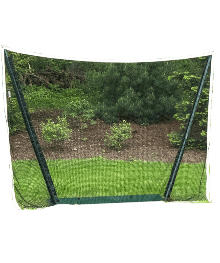 A Crocbox Net, one of the best golf nets