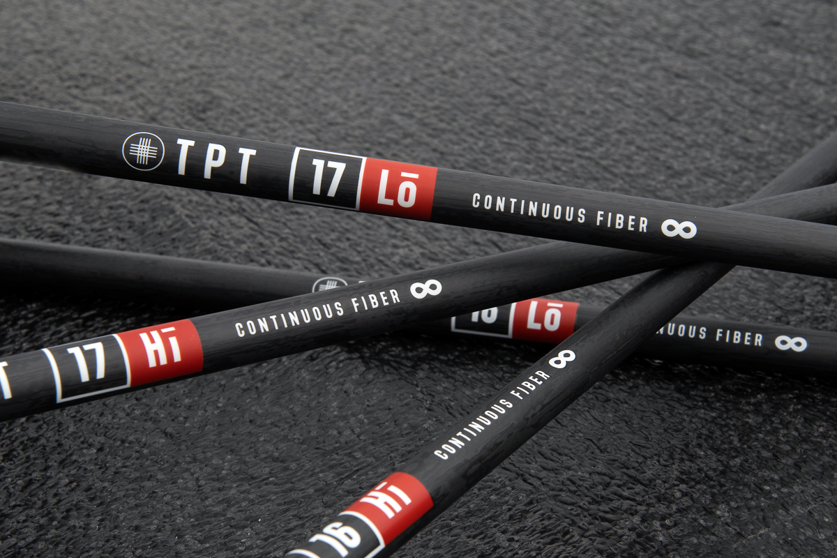 TPT Red Range Shafts