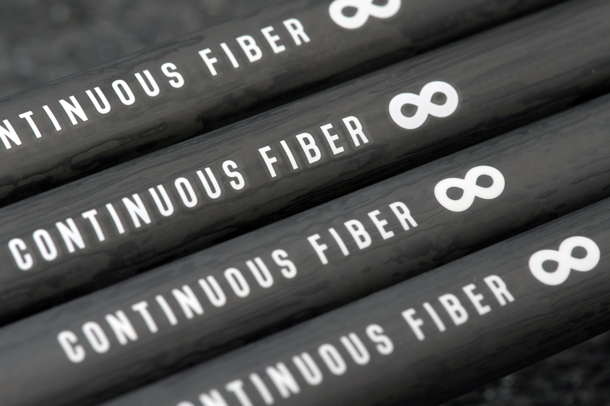 TPT Red Range Shafts Continuous FIber