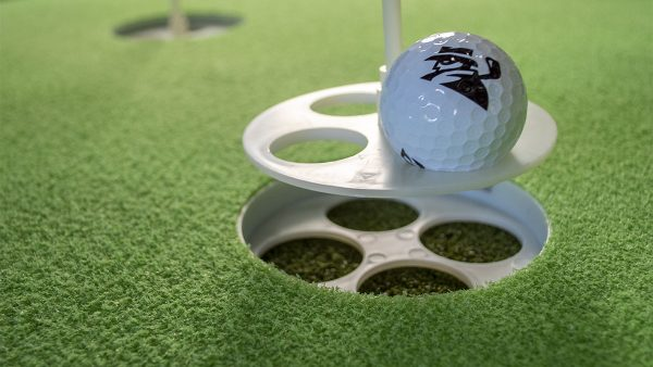 A 17-Year Overnight Sensation: The Birdieball Putting Mat
