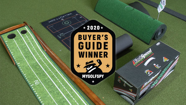 The Best Putting Mats for 2020