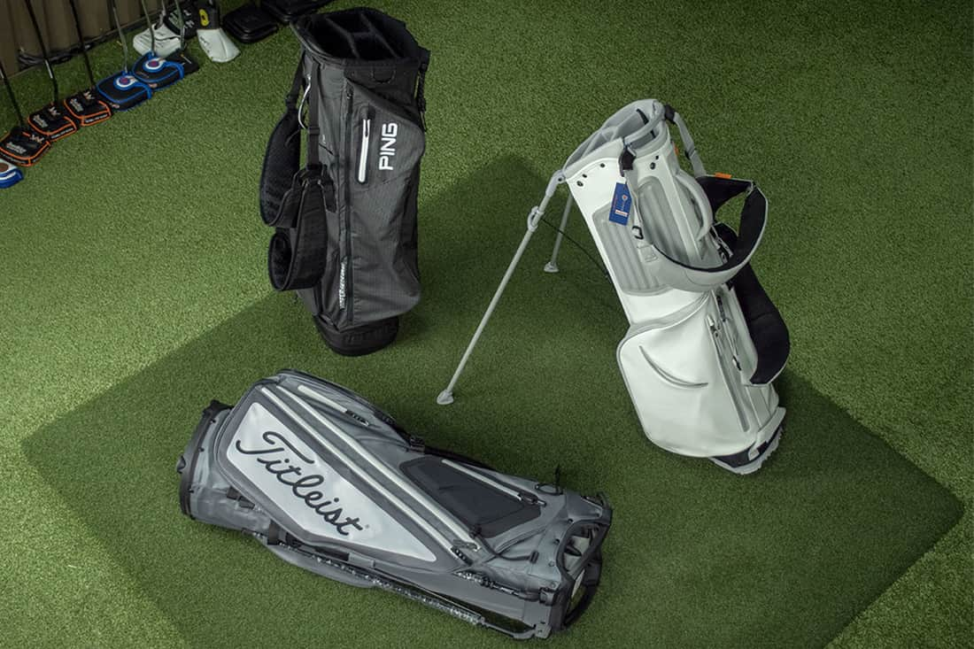 3 of the best golf stand bags of 2020