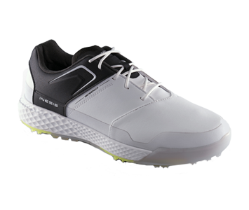 An Inesis 2 1 shoe, one of the best spikeless golf shoes of 2020