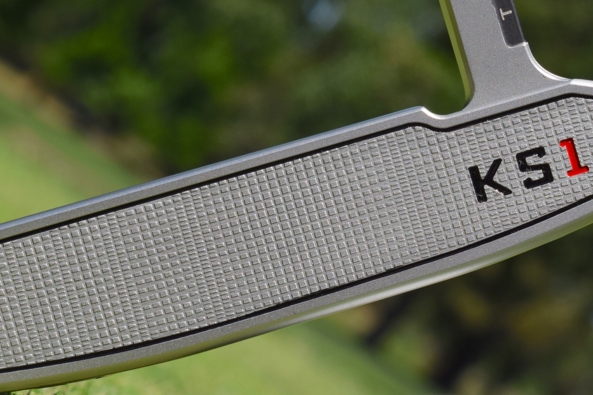 Kirkland Signature KS1 Putter - milled face