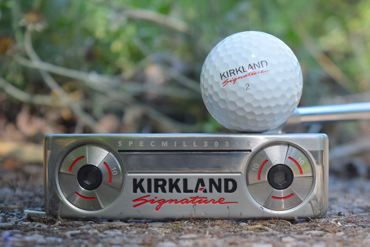 Kirkland Signature KS1 Putter - feature