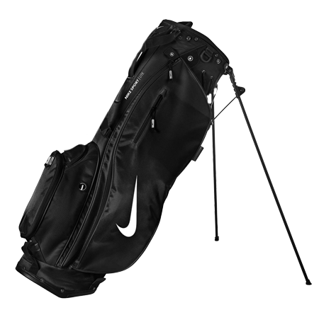 A Nike Sport bag, one of the best golf stand bags of 2020