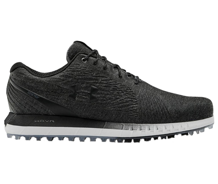 A UA Hover GTX Sun shoe, one of the best spikeless golf shoes of 2020