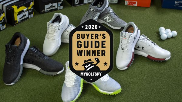 The Best Spikeless Golf Shoes for 2020