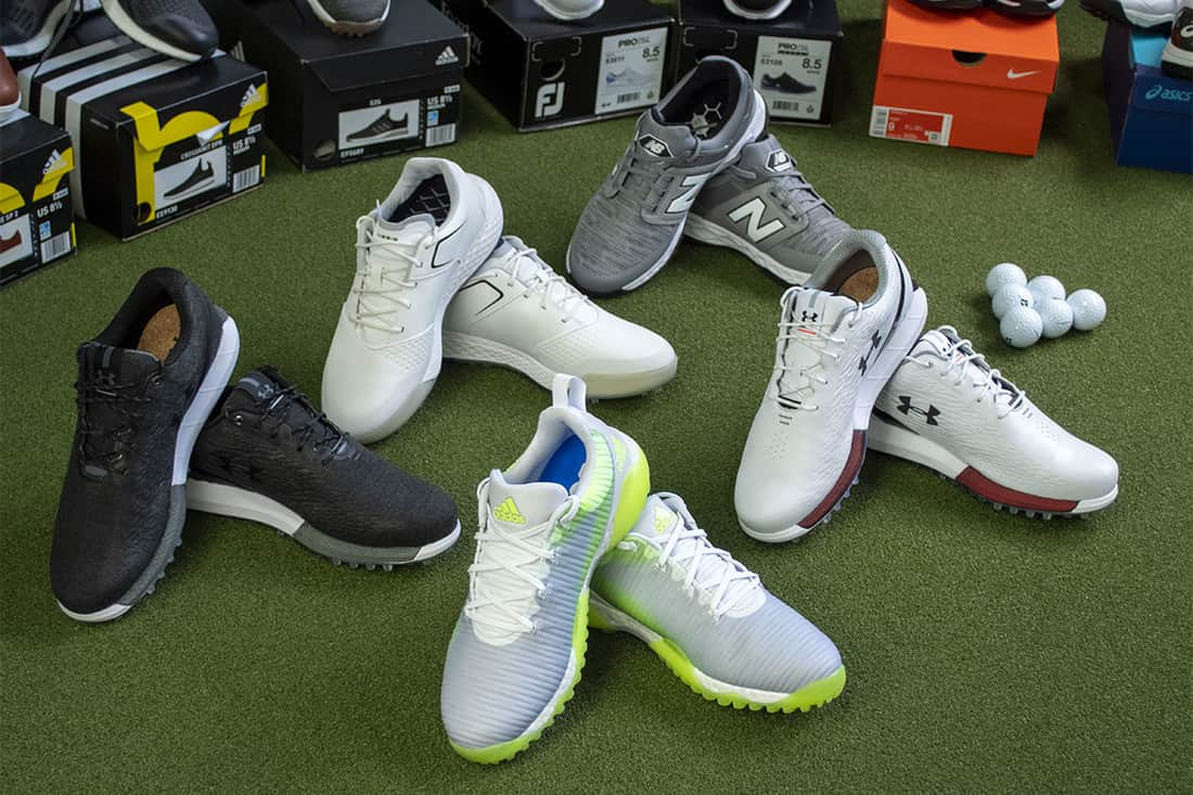 5 Pairs of the Best spikeless golf shoes of 2020