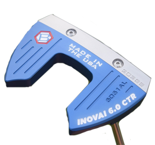 A Bettinardi Inovai CTR putter, one of the best 2020 mallet putters