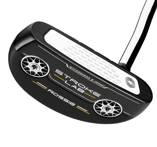 An Odd Rossie putter, one of the best 2020 mallet putters
