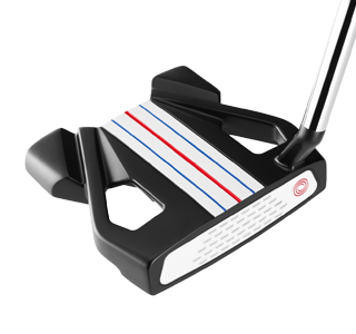 An Odd TT Ten putter, one of the best 2020 mallet putters