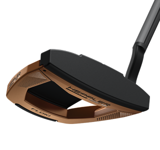A Ping heppler Folki putter, one of the best 2020 mallet putters