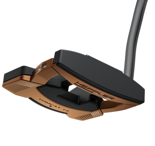 A Ping Heppler Tom Cat 14 putter, one of the best 2020 mallet putters