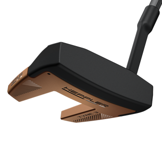 A Ping Heppler Tyne 3 putter, one of the best 2020 mallet putters