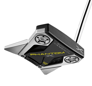 An SC Phantom X putter, one of the best 2020 mallet putters