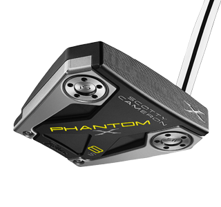 An SC Phantom x 8.5 putter, one of the best 2020 mallet putters
