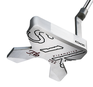 A Sik Flo putter, one of the best 2020 mallet putters