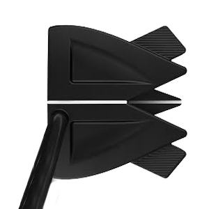 A Wingmang No3 putter, one of the best 2020 mallet putters