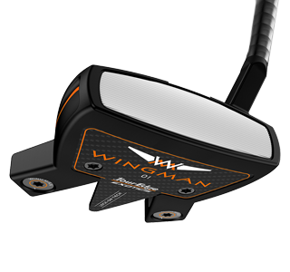 A Winman No1 putter, one of the best 2020 mallet putters