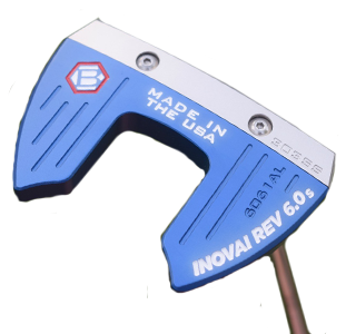 A Bettinardi Inovai 6.0 putter, one of the best 2020 mallet putters