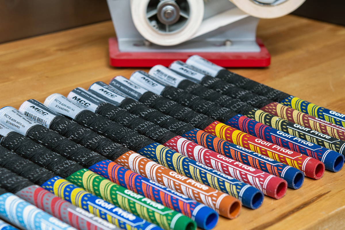 Golf Pride MCC Teams Grips - 15 colors available