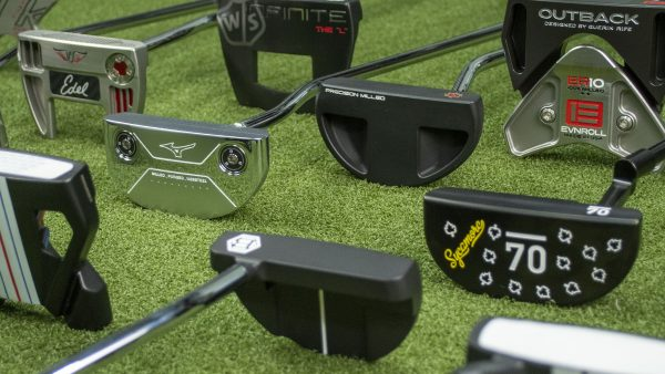 2020 MOST WANTED MALLET PUTTER