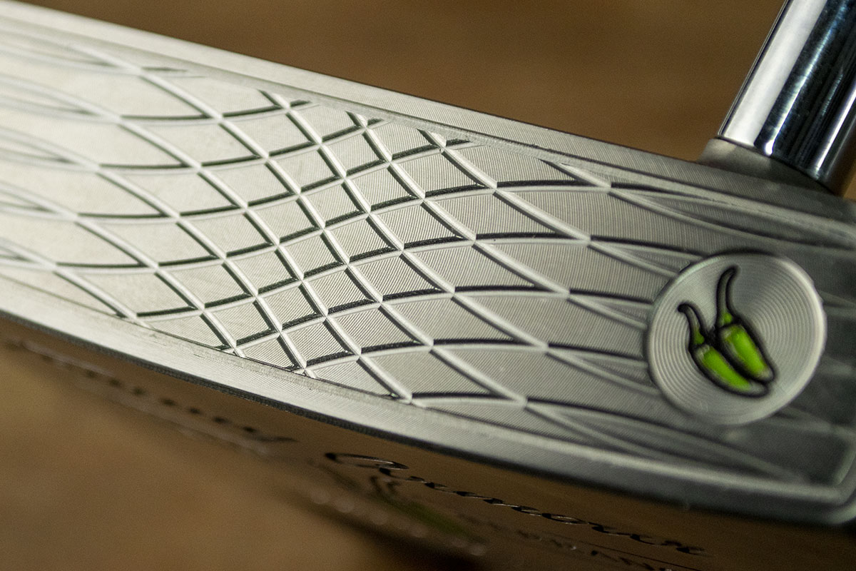 Tommy Armour 303 Series Putter Face