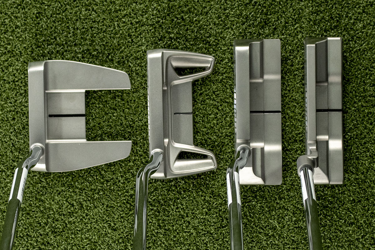 Tommy Armour 303 Series Putter lineup