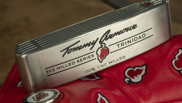Tommy Armour gets Spicy with 303 Milled Series Putters