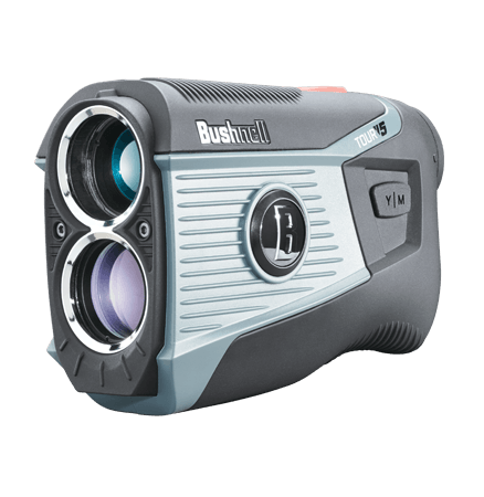 One of the best golf rangefinders, the the Bushnell Tour V5