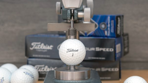 Titleist Tour Speed Golf Ball (2020)