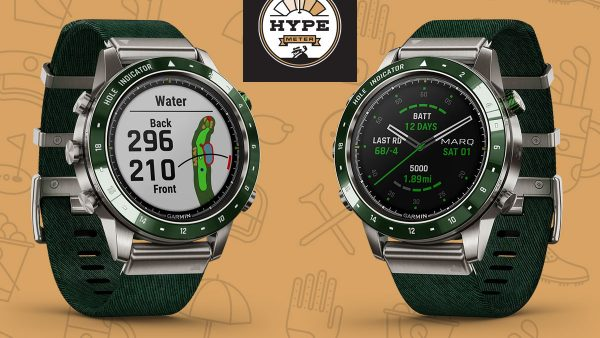 Hype Meter: Garmin MARQ Golfer Watch ($1,850)
