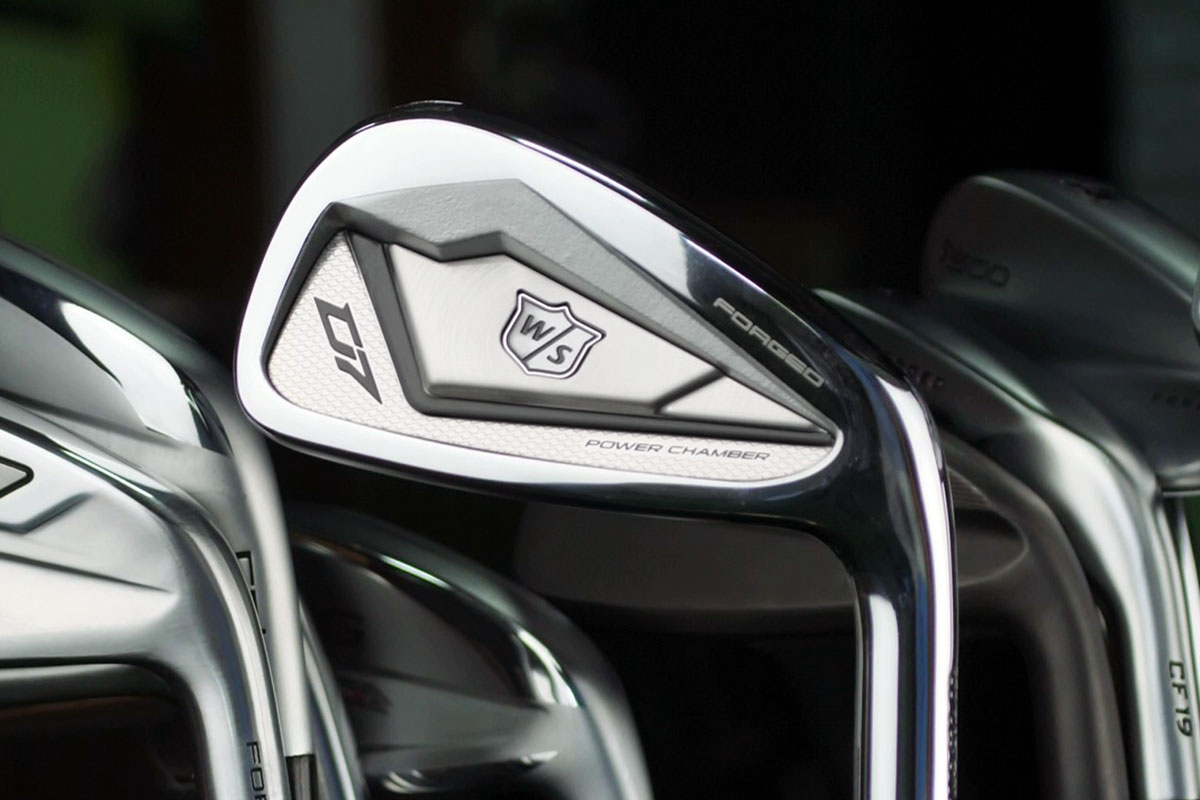 Wilson D7 Forged