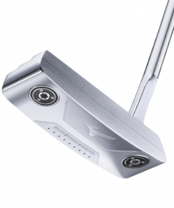 A Mizuno Craft 1 putter, one of the best blade putters of 2020